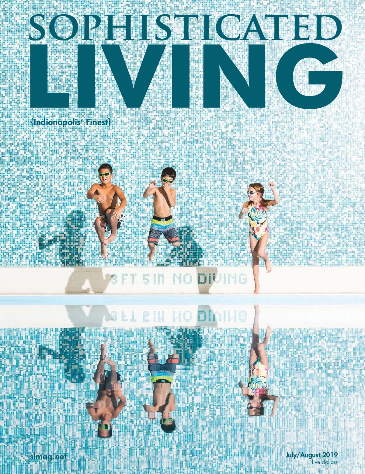 Sophisticated Living July/August '19 Publication